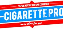 Electronic Cigarette PROS