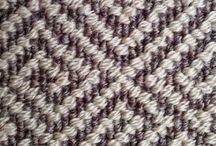New carpet samples