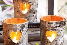 birch crafts and diy