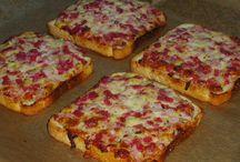 Pizza/Flammkuchen