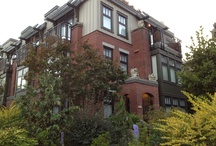 Kitsilano Townhomes / Here we feature different styles of townhomes in Vancouver's Kitsilano neighbourhood
