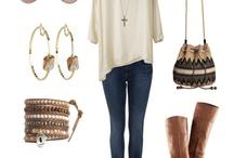 Fashion / by Kolbi Tucker