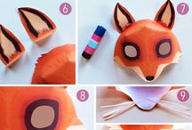 Papercraft for kid