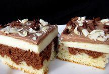 Hrnkový koláč s tvarohem