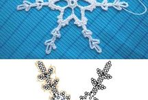 Crochet Snowflake / Crochet Snowflake