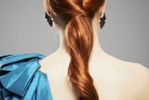 stylizacja włosów, fryzury / stylizacja, moda, trendy we fryzjerstwie, fryzury,styl,