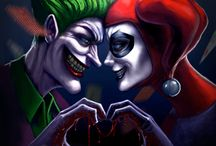 harley quinn and joker!!!