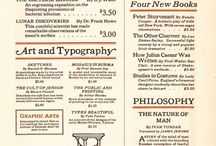 typography / by Jason Hull