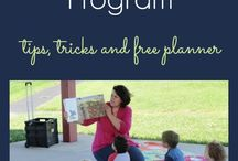 Story Time Fun / Story time is full of imagination and fun, here are some great activities to do with your young ones.