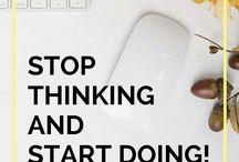 goal setting & dream getting