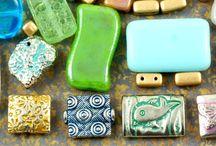 Rectangle Czech Glass Beads