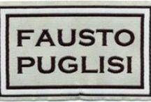 FAUSTO PUGLISI / Fausto Puglisi is a clothing brand founded eponymous designer.  Sicilian by birth and Californian by adoption, he lives between Italy and America.  His career in the fashion world begins in New York when he meets the stylist Patti Wilson, with whom he began to collaborate.  E ', however, the West Coast, in Los Angeles, where he began to collect some hit, selling the first heads to Maxfield.