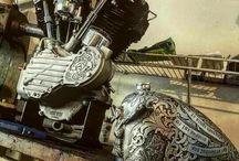 Motorrad / Bike