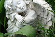 angel, cherub
