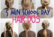 Hair for School