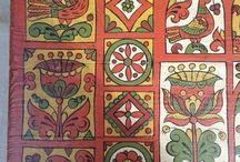 роспись сундука