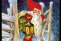 joulukortteja Lars Carlsson
