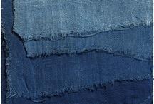 Indigo blue | Indigó kék | Blau