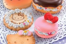 Too KAWAII to eat / Cute foods