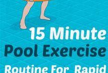 Health: Pool Exercises