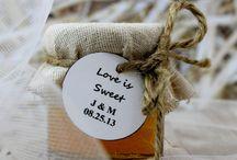 Honey and Olive olej jar