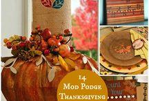 Thanksgiving Inspiration / by Jackson Design
