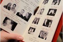 Weddings / Inspiration for weddings in novels I write