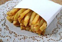 картошка ФРИ без масла и жира