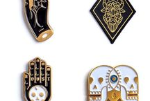☏Pins and patches☏