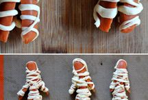♥ Halloween treats
