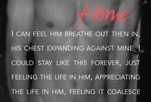 Calm Like Home Teasers / Teasers and pics from my new adult novel Calm Like Home!