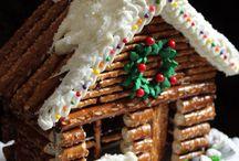 gingerbread house Lebkuchenhaus