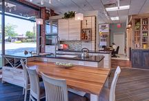 Our Showroom / Take a look at Dream Kitchens beautiful showroom, a place to get inspired and generate ideas for your new kitchen!