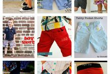 DIY: sewing for boys