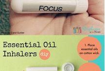 essential oils / by Gayla Ashley