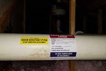 Passive to Active Radon Mitigation Systems