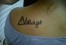 if I ever got a tattoo..