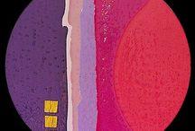 Judith Finn Conway Glass art