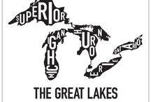 My Mich - The Great Lakes State... / by Danny D.