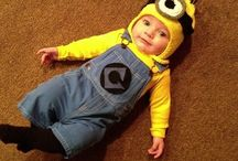 Minion costumes / by a couple of dinks :-)