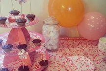 Anniversaire de petite fille / Pour un anniversaire de princesse inoubliable
