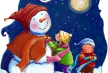 Christmas / Winter Illustrations 2 / by LT
