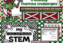 December Classroom Ideas / by Shondricka Battiste