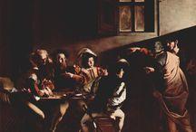 Caravaggio_italian baroque(1571-1610)