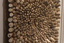 výrobky z korkových zátek