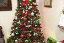 kerstbomen / kerst