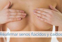 Ejercicios y cuidados de los senos