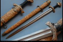 The Armory  / I Appreciate the Skill and Ingenuity it takes to make Weapons and Armor and the Skill it takes to Wield Them. / by Amanda Hertel