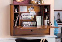 wall mount desks