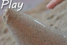 Preschool...sand